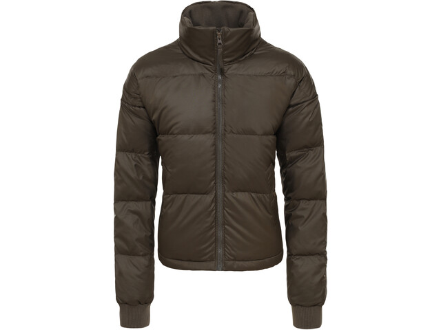 brand new 4a9a4 fdfe2 The North Face Paralta Puffer Daunenjacke Damen new taupe green/britsh khaki